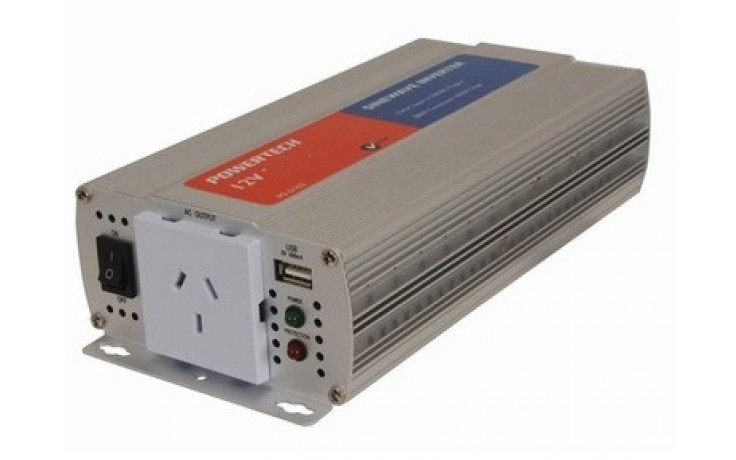 Digitech 380 Watt 12VDC to 230VAC Pure Sine Wave Inverter