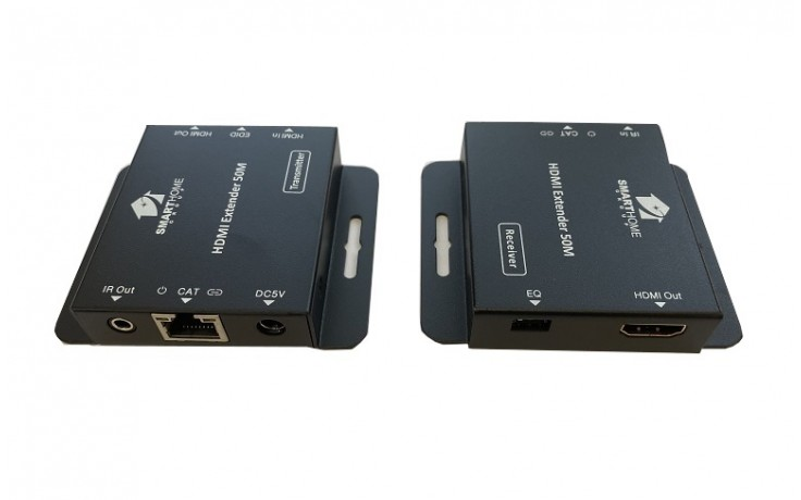 SmartHome HDMI Extender 1080p with loop through E50C