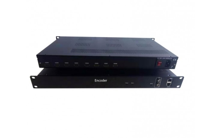 ClearView HD804se MPEG4, 8 HDMI to IP Streamer
