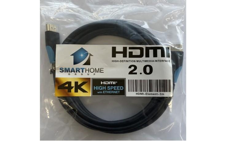 SmartHome 4K v2.0 3M Premium HDM1 Cable