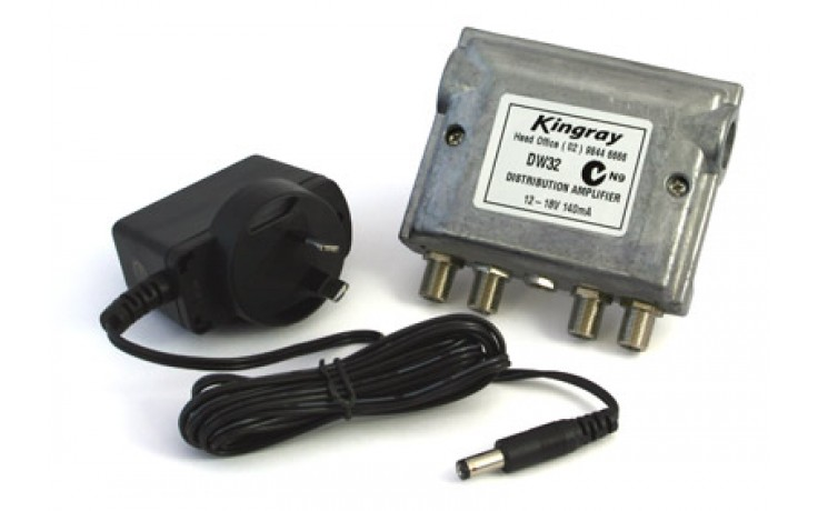 Kingray DW32 Distribution Amplifer