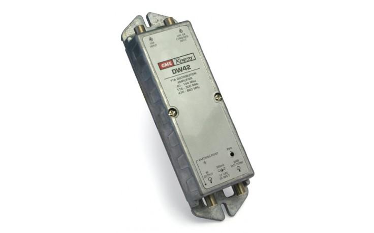Kingray SAT42 F-Type Satellite Distribution Amplifier