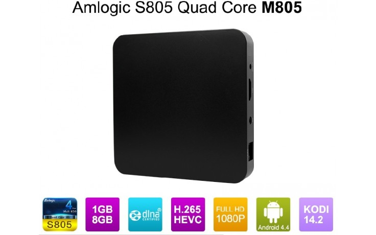 M805 Androis TV Box