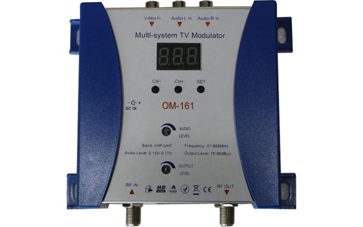ClearView OM161 Analogue AV Modulator