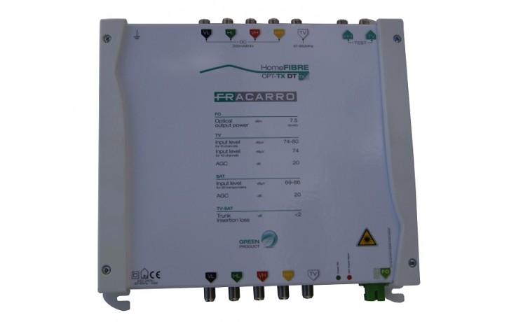 Fracarro Satellite & Terrestrial Fibre Transmitter
