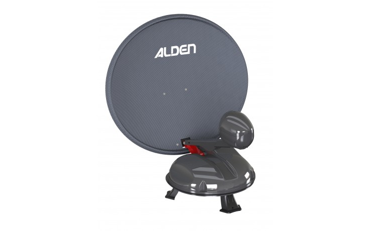 Alden Satlight 60cm Portable Automatic Dish System for Travelers