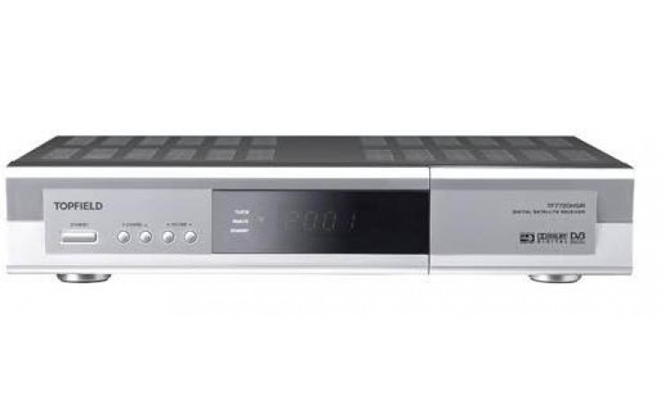 Topfield TF7720HDIR HD Mpeg4 DVBS2 receiver / embedded Irdeto