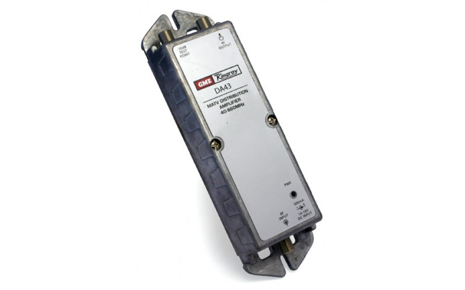Kingray DA43 F-Type distribution amplifier