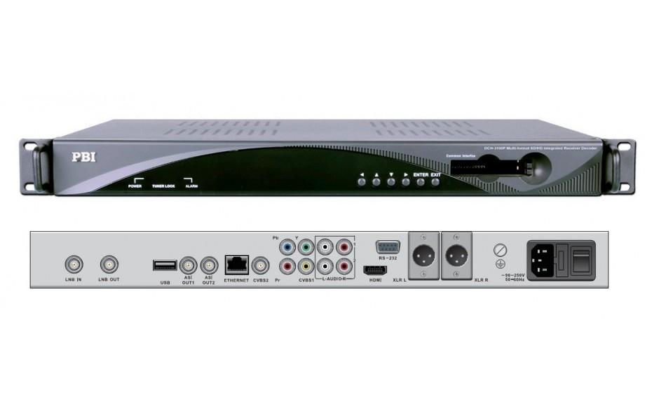 PBI DCP3100PT DVBT HD MPEG4 IRD