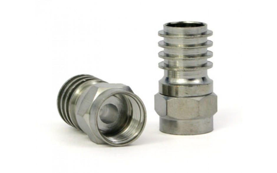 SatKing F Male RG59 Crimp Connector