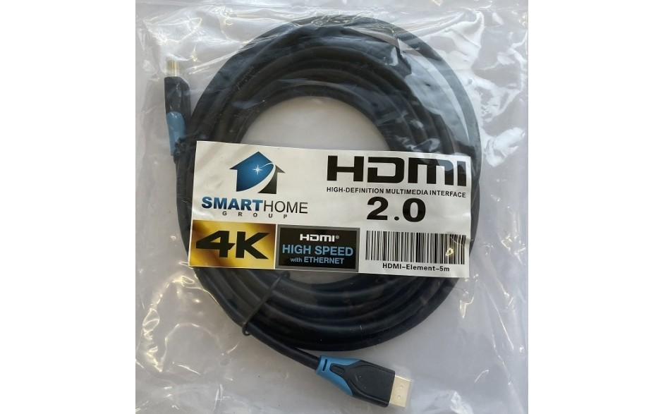 SmartHome 4K v2.0   5M Premium HDM1 Cable