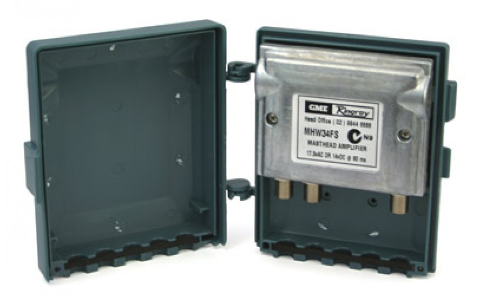 Kingray MHW34FS Masthead Amplifier