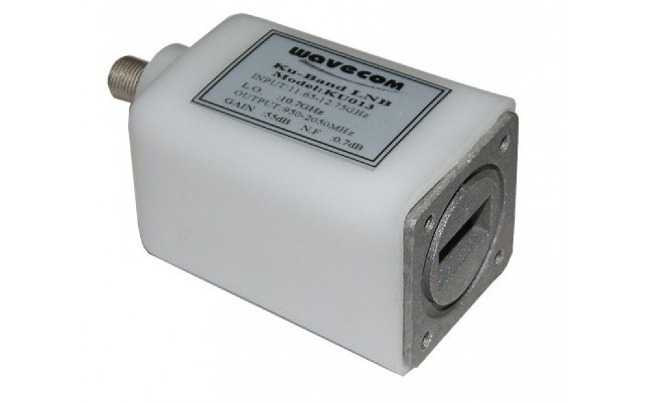 WaveCom 10700 LO 4 Screw Mounting LNB
