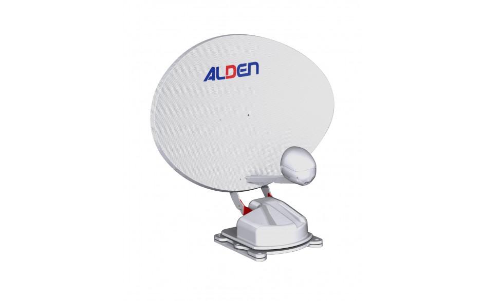 Alden Orbiter 80cm AutomaticSatellite Dish System For Travelers