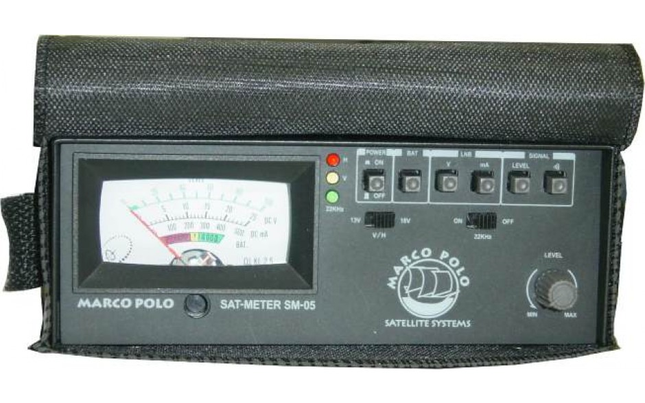 MARCO POLO Signal Strength Meter