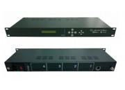 ClearView HD4111 Quad HD MPEG4 ISDBT Modulator 4RF Carriers Out
