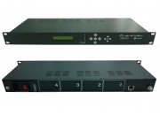 ClearView HD4112-ATSC Quad HD MPEG2 ATSC Modulator 4RF Carriers Out