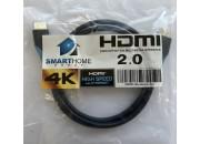 SmartHome 4K v2.0 1M Premium HDM1 Cable