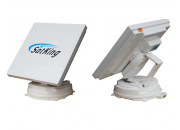 SatKing ProMax Fully Automatic Satellite Dish System