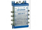 Spaun 2 by 8  Satellite Multiswitch