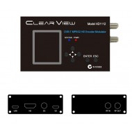 ClearView HD1112 MPEG2 Single HD DVBT Modulator