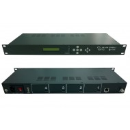 ClearView HD4112 Quad HD MPEG2 DVBT Modulator 4RF Carriers Out