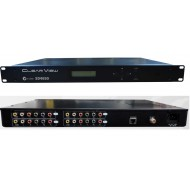 ClearView SD4650 SD/HD Quad Digital Modulator CVBS/YPbPr Inputs